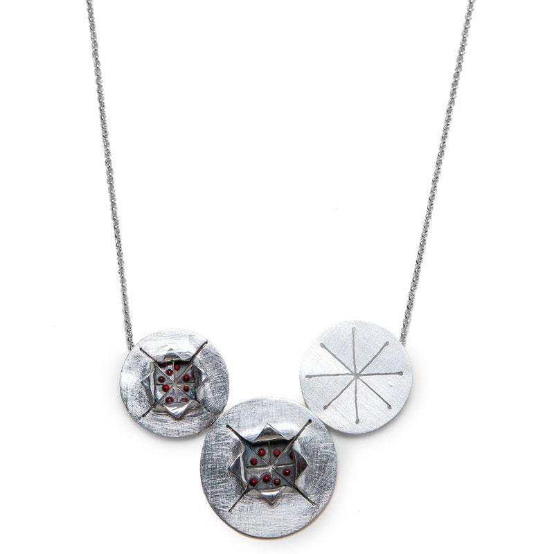 Colar Curto Romã - Clelia Jewellery